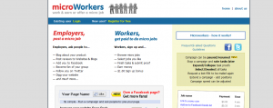 work from home jobs from microworkers