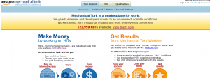 work from home jobs from mturk