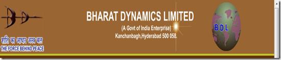 bharat Dynamics limited