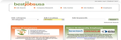 Job Sites USA Best Jobs