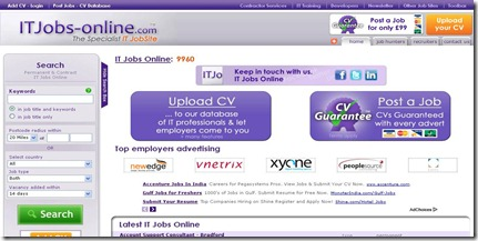 IT Jobs Online