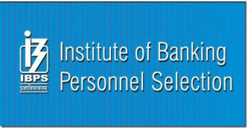 IBPS notification for clerkJobs in Banks