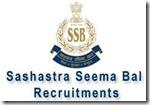 Jobs in Sashastra seema Bal