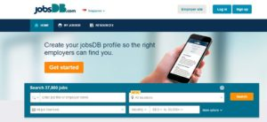 JobsDb Singapore Job Portals