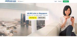 Jobstreet Singapore Job Portal